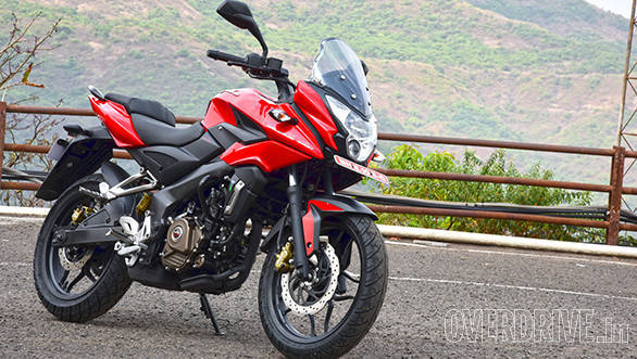 Bajaj Pulsar AS200 'retires' for the time being