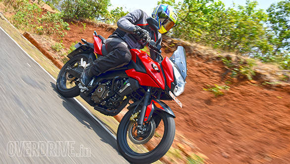Bajaj Pulsar AS200 first ride review