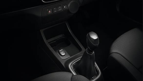 Renault KWID gearshift lever