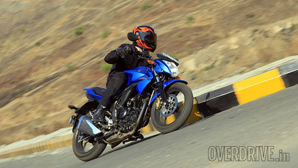 Is your small capacity motorcycle holding you back?