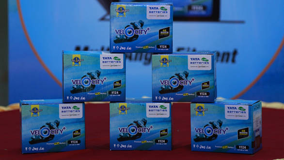 TATA Green Batteries - Velocity Plus