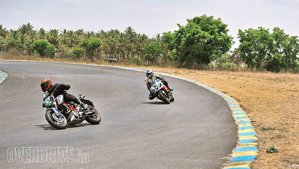 Better Riding: TWO Track School by Indimotard & OVERDRIVE