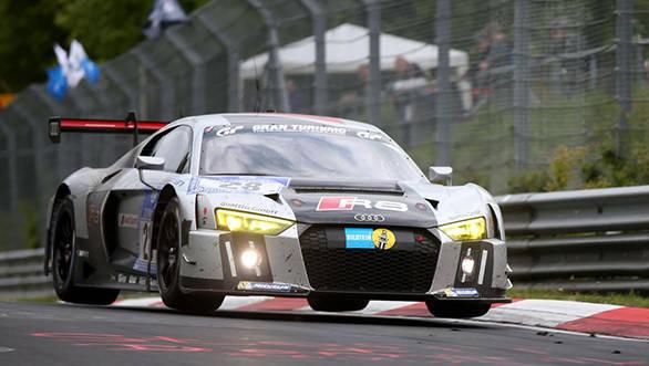 2015 Nürburgring 24 Hours: Audi Sport Team WRT reigns supreme