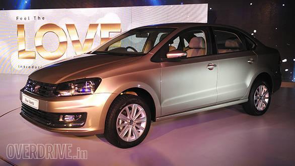 2015 Volkswagen Vento (1)