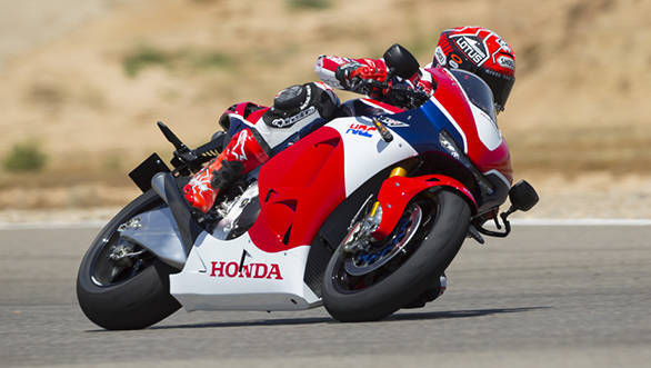 Honda reveals the RC213V-S, the ultimate sportsbike