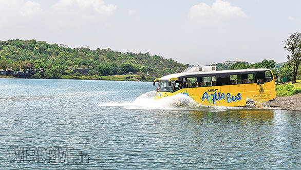 Amphicoach GTS-1 Aqua Bus (3)