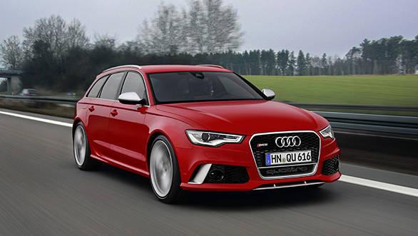 Audi RS 6 Avant (1)