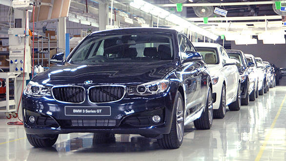 2015 Bmw 3 Series Gran Turismo Sport Line Launched In India At Rs