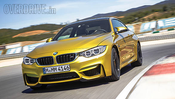 BMW M3 and BMW M4 (5)