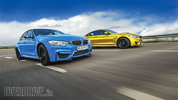 BMW M3 and M4 road test review (India)