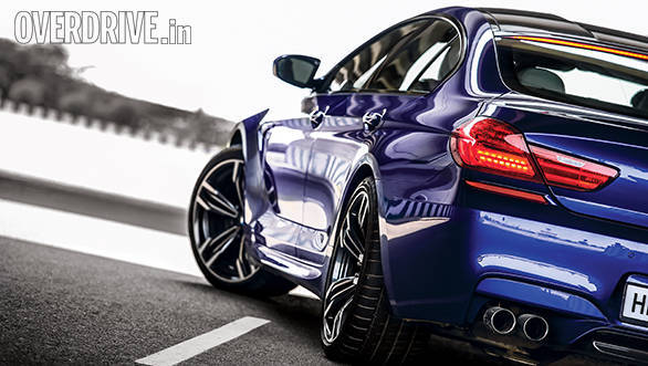 BMW M5 and M6 Gran Coupe (2)