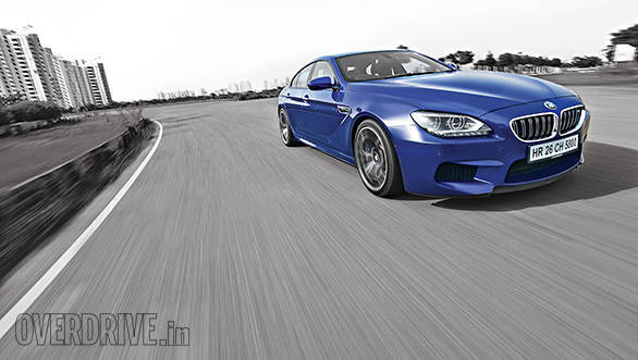 BMW M5 and M6 Gran Coupe (5)