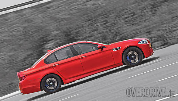 BMW M5 and M6 Gran Coupe (9)