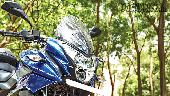 Bajaj Pulsar AS 200 vs Hero Karizma ZMR (9)