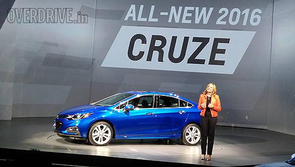Chevrolet Cruze 1-1