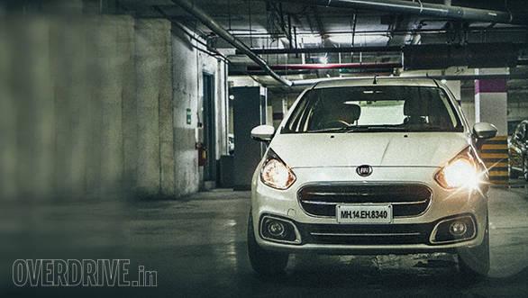 Fiat Punto Evo first
