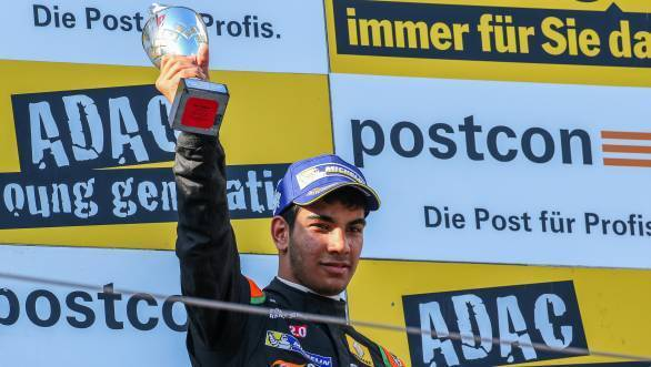 Maiden podium in Formula cars for Jehan Daruvala at the Red Bull Ring
