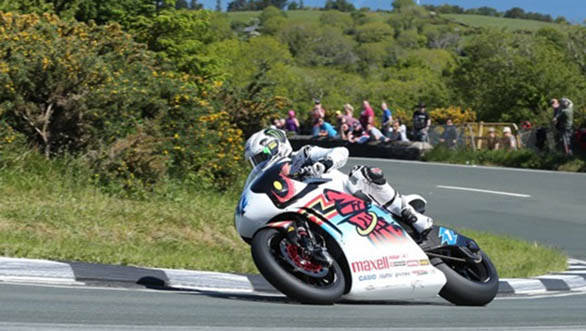 John McGuinness took his 22nd IOMTT victory with the win in the TT Zero class
