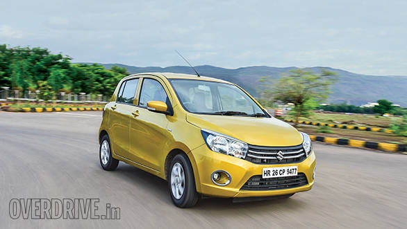 2015 Maruti Suzuki Celerio Diesel Road Test Review Overdrive