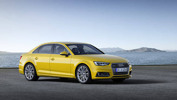 New Audi A4 (2)