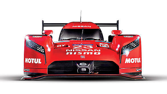 Nissan concedes defeat, retires the GT-R LM race car
