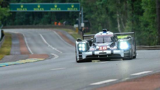 24 Hours of Le Mans: Porsche breaks all records
