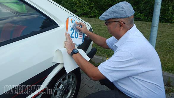Rallye 604 Bob