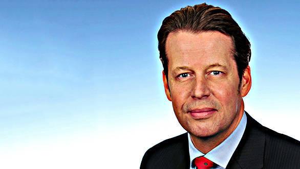 Stefan Sielaff to lead Bentley design
