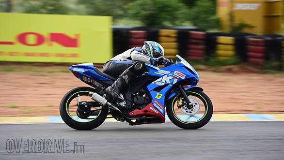 Everything you needed to know about the Race Suzuki Gixxer SF