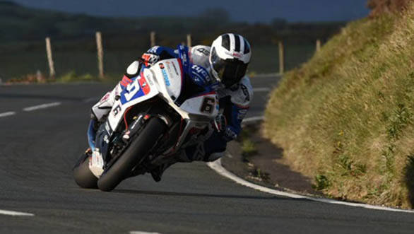 Injury has put an end to William Dunlop's 2015 TT campaign
