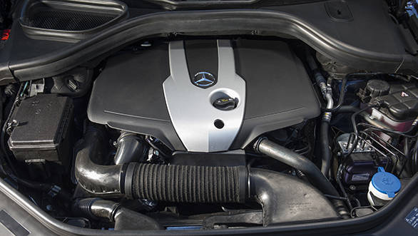 The updated 2.1-litre diesel motor offers better fuel efficiency and performance