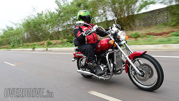 Regal Raptor DD350E-9B first ride review