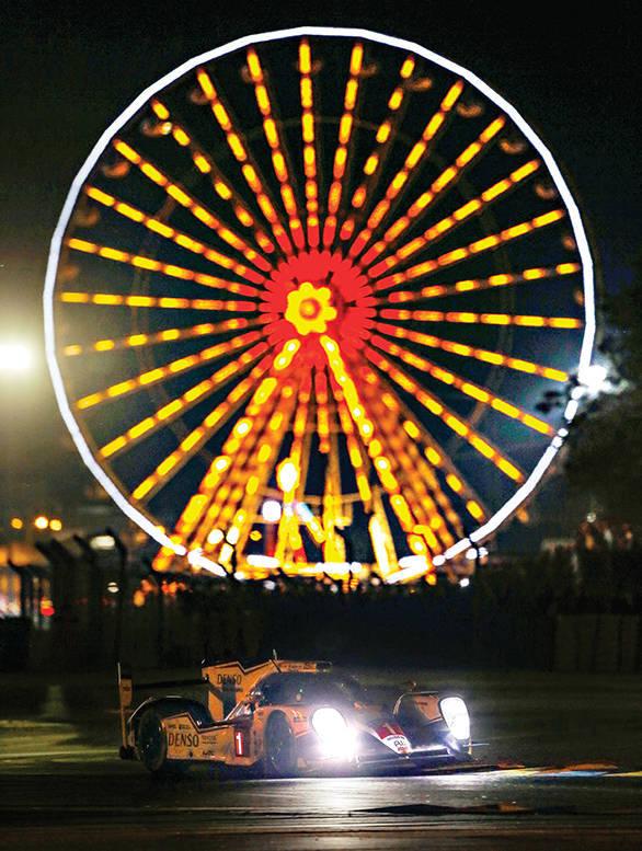Le Mans 24 Hours 8th-14th June 2015. Circuit de la Sarthe, Le Mans, France.