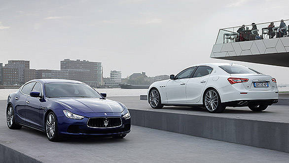 73808mas-Maserati Ghibli achieves five star Euro NCAP rating-2