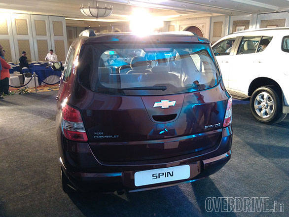 Chevrolet Spin 2 (4)
