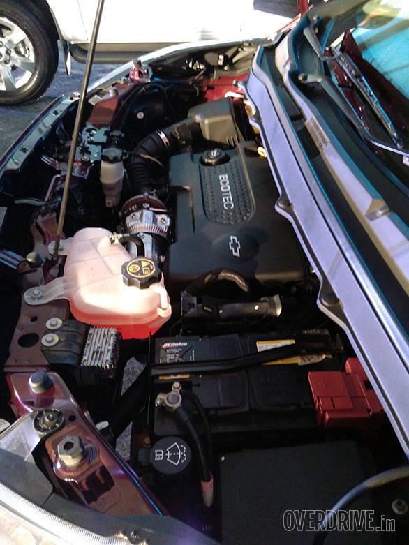 Chevrolet Spin (6)
