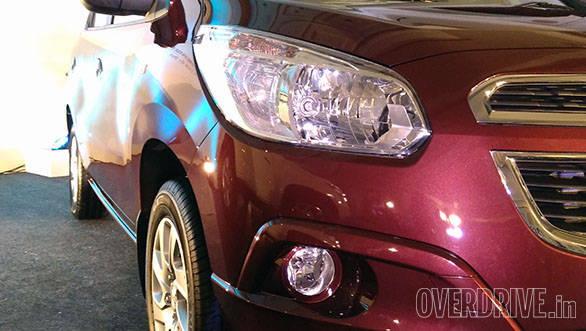 Chevrolet Spin (8)
