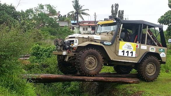 2015 Rain Forest Challenge India: 22 teams participate in the Prologue on Day 1
