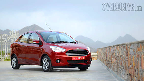 2015 Ford Figo Aspire launched in India at Rs 4.89 lakh