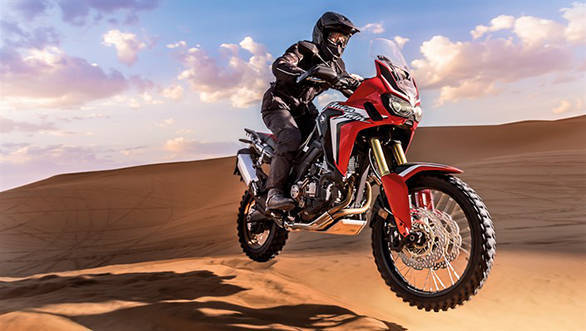 2017 Honda Africa Twin launched in India at Rs 12.90 lakh