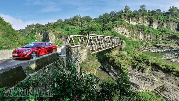 Hyundai Elantra travelogue (1)