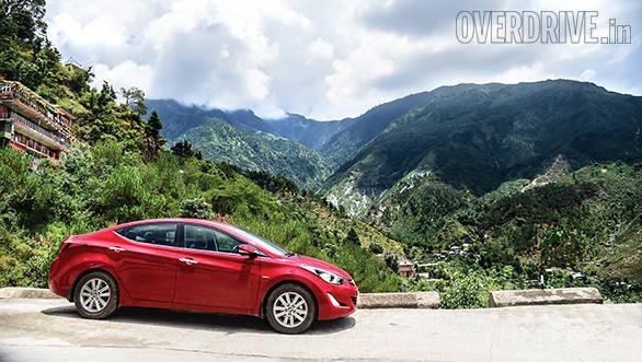 Hyundai Elantra travelogue (5)