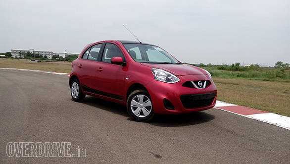 Nissan Micra CVT XL and X-Shift first drive review