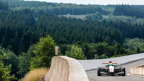 Sixth place for Jehan Daruvala at Spa Francorchamps