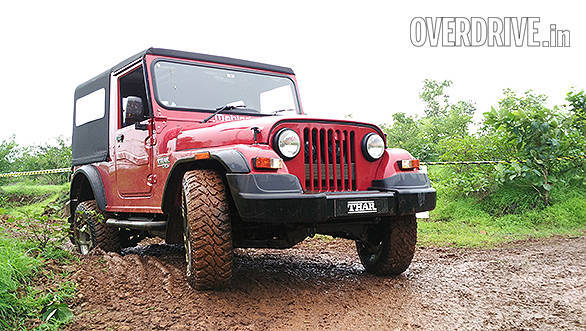 2015 Mahindra Thar CRDe facelift first drive review