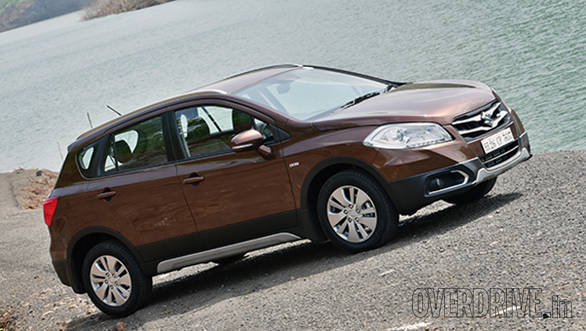 Maruti Suzuki S-Cross to be launched in India on August 5, 2015