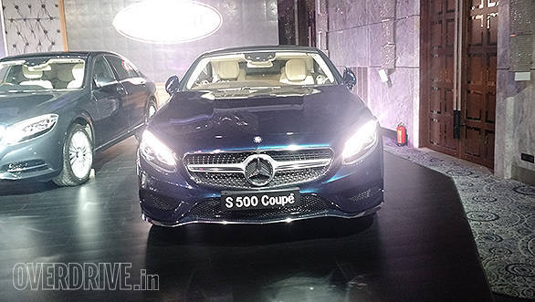 The Mercedes-Benz S 500