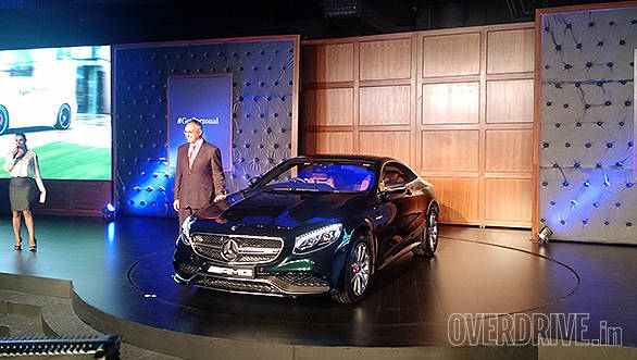 Mercedes-Benz S 500 coupe, S 63 AMG and 3 new tints for the G 63 AMG launched in India