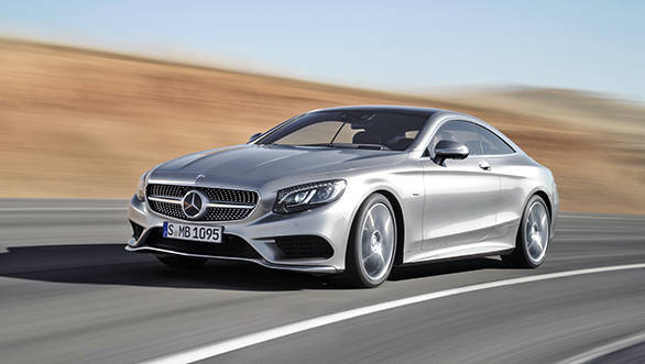 Mercedes-Benz to launch the iconic S-Class Coupe in India on July 30