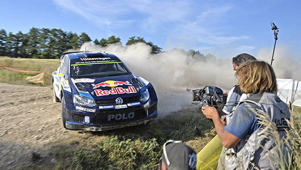 WRC 2015: Sebastien Ogier wins Rally Poland